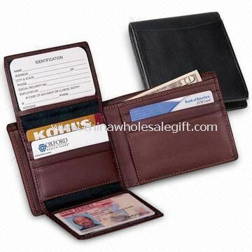 Passport Holder/Card Wallet, Customized Sizes and Shapes are Accepted