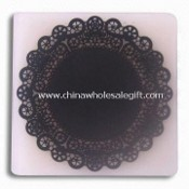Soft PVC Coaster, Customized Logos are Available images