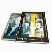 Paper Photo Frame with Recording Function and Broad Logo Printing Area images