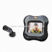 Portable DVR Monitor, 2.4GHz Wireless Monitor + Recording + Digital Photo Frame images