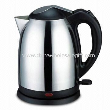 Electric Kettle with Automatic Temperature Control and Indicator Light