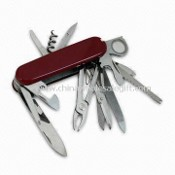 Classic Good-quality 22-piece Multi-function Pocket Knife, Suitable for Promotional Gift images