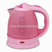 Electric Kettle, Boiled Water Fastly and Automatically images