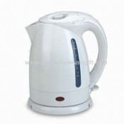Electric Kettle with Twin Water Gauges and 1.8L Capacity images
