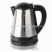 Electric Water Kettle with Overheat Protection and Capacity of 1.7L images