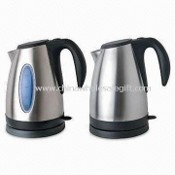 Electric Water Kettles with Boil-dry Protection and Light Indicator images