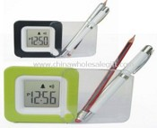 Pen-Holder with Alarm Clock images