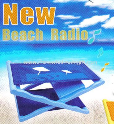 Beach Pillow Radio