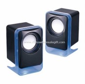 2.0 USB Mobile Phone Speaker with Easy Touch Knob images