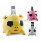 Animal-Shaped Docking Speaker images