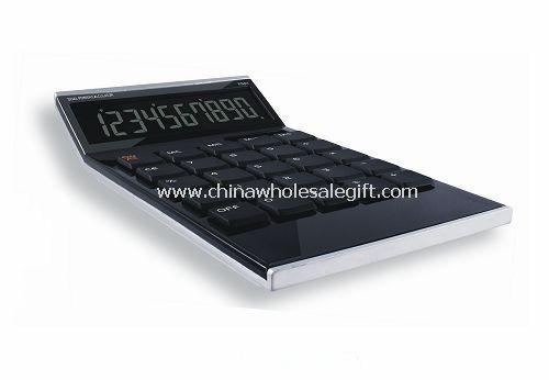 10 Digits solar calculator