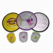 Promotional Nylon Flying Discs, Available in Various Logos, Sizes and Colors images