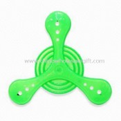 Promotional Plastic Toy/Flying Disc/Frisbee in Cute Design, with Large Logo Space images