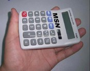 Mini Desktop Calculator images