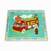 Plan 2D Puzzle, DIY Toy for Exciting and Stimulating Their Imagination images
