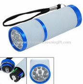 White LED Light Portable Handy Flashlight images