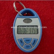 Keychain Timer with UV Meter images