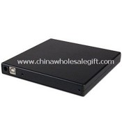 5.25 inch USB 2.0 External Slim CD/DVD Drive Enclosure images