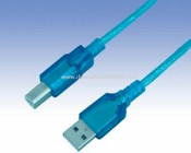 Hi-speed USB 2.0 USB to Printer Cable images