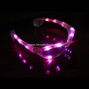 LED Flash Gift Light Up Sunglasses images