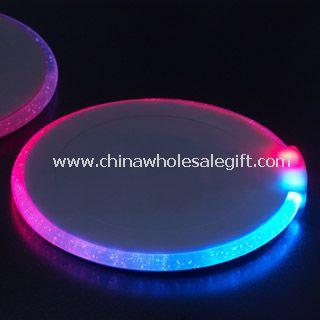 Lumina LED clipeste până Coaster