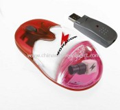 Wireless liquid optical liquid mouse images