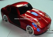 Car Shaped Optical Mouse images