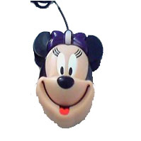 Optical Mouse Mickey