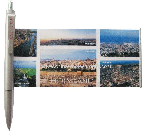 Business promotional Banner Pen