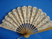Batten berg Lace Folding Fans images