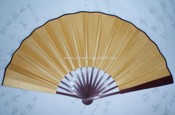 Chinese Traditional Silk Fan images