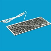 78 Keys Slim Keyboard images