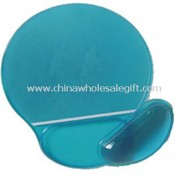 Transparent Gel Wrist Rest Mouse Pads images