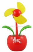 Apple Flower USB Mini Fan images