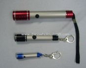 LED Torch Key Chain Money Detector images