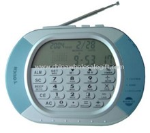 Touch Screen Calendar Clock Radio images