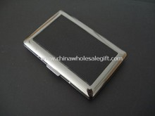 Metal business card holder images