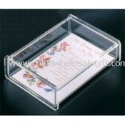 Negocios acrílico Caja de tarjetas images