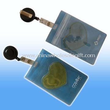 PVC Card Holder