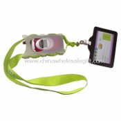 Mobile Strap with ID Badge Holder images