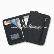 Mini Traveler Zip Up Portfolio images