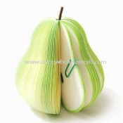 Memo Pad in Fruit Shape images