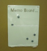 Metal Memo Board images