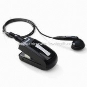 Bluetooth Headset with Built-in Buzzer Alert images