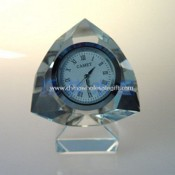 Crystal Table Clock images