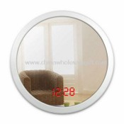 LED Mirror Clock images