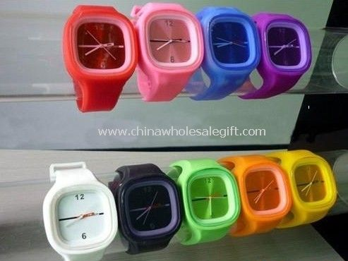 Fashion Plastic Watch