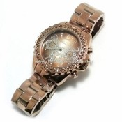24K Gold Plated Fashion Watch images