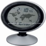 DeskTop World Time Alarm Clock images