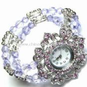 Crystal/Alloy Fashionable Lady Watch images
